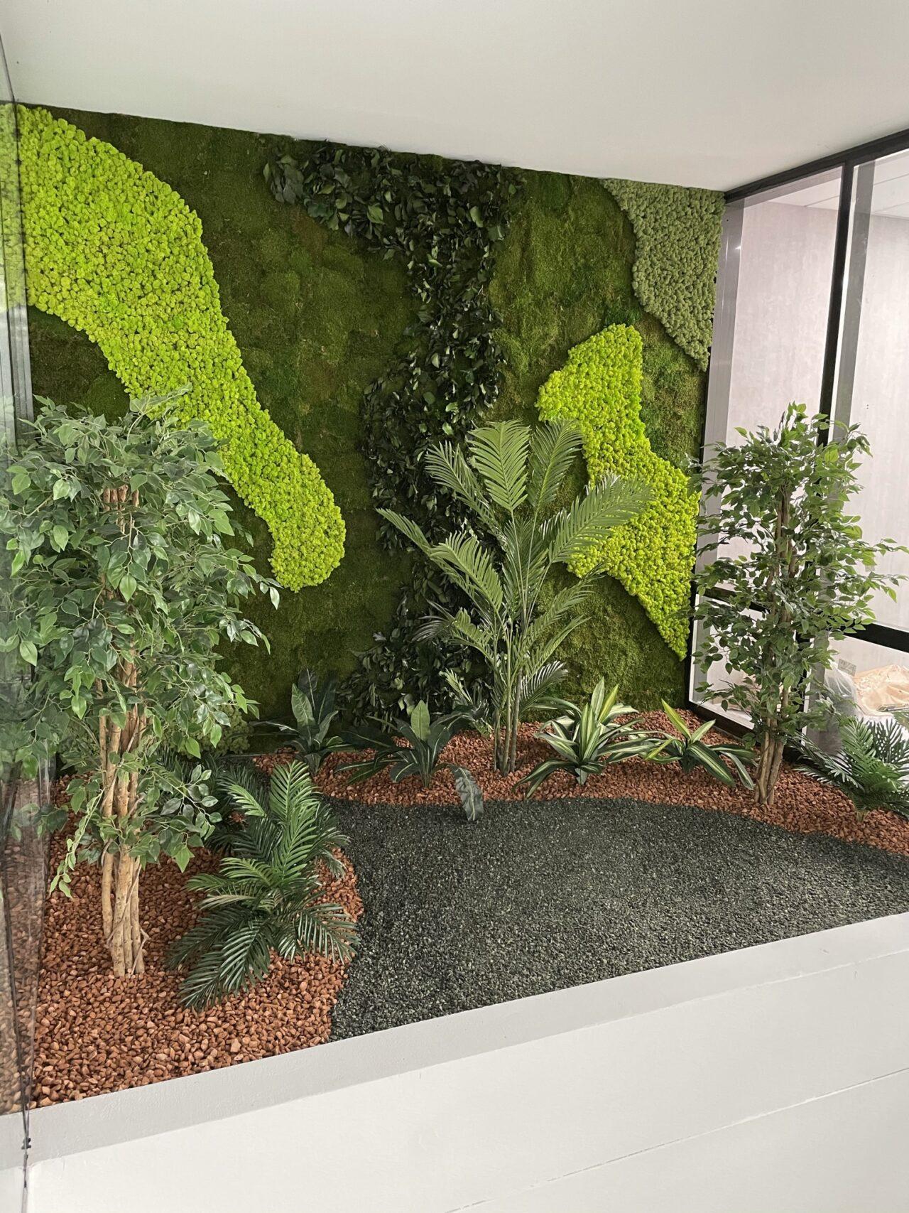ΟΤΕ ΑΓΙΑΣ ΠΑΡΑΣΚΕΥΗΣ διατηρημένα φυτά