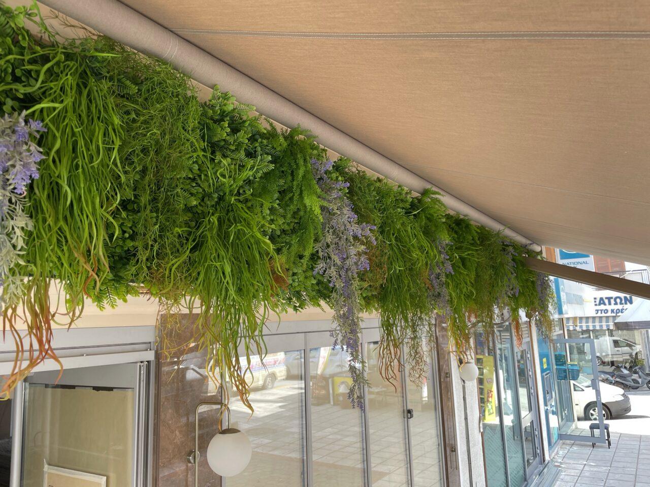 διατηρημένα φυτά τεχνητά φυτά